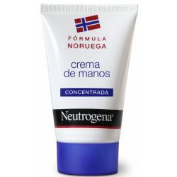Crema de manos Neutrogena concentrada