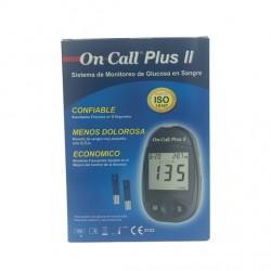 Glucometro On Call Plus II