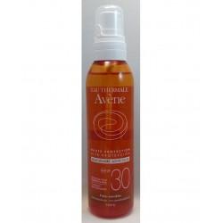 Avène aceite solar SPF 30