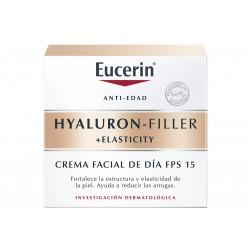 Eucerin Hyaluron-Filler + Elasticity crema de día -