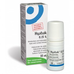 Hyabak colirio