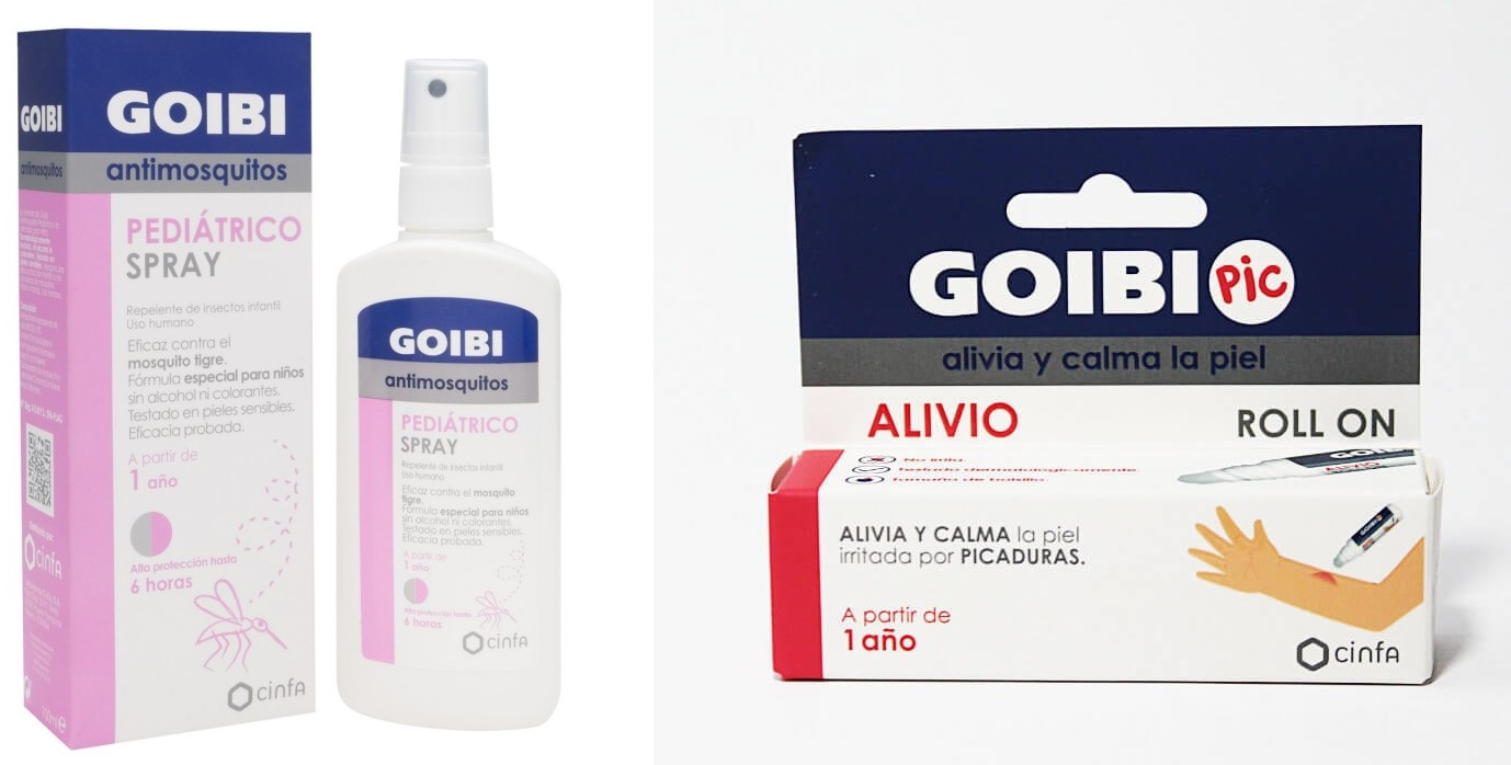 Kit antimosquitos Goibi